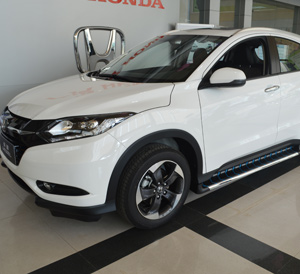 Honda Vezel Bumper Guard or Step Board Cases