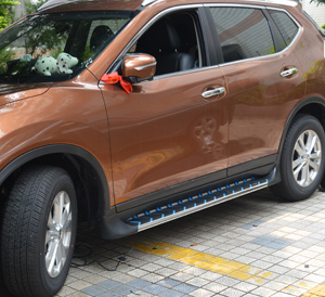Nissan X-Trail Step Board Cases