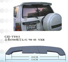 CZJ-TY011 TOYOTA L/C VXR
