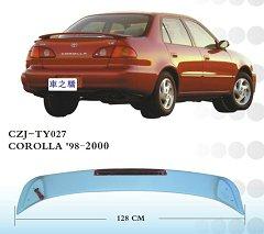 CZJ-TY027 TOYOTA COROLLA'98-2000
