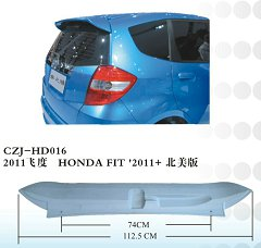 CZJ-HD016 HONDA FIT'2011'USA