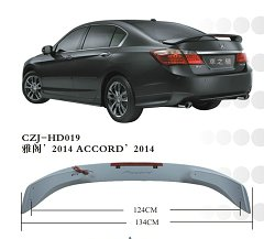 CZJ-HD019 HONDA ACCORD'2014