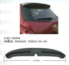 CZJ-NS005 NISSAN TIIDA'02-09
