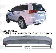 CZJ-MT010A MITSUBISHI MONTERO SPORT'09 UP W/LIGHT