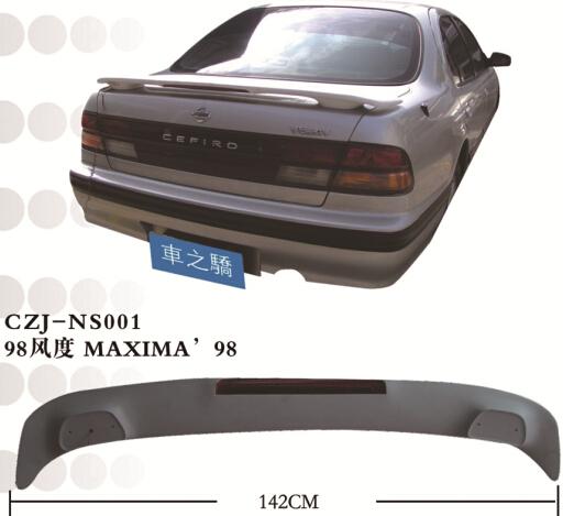 CZJ-NS001 NISSAN MAXIIMA'98