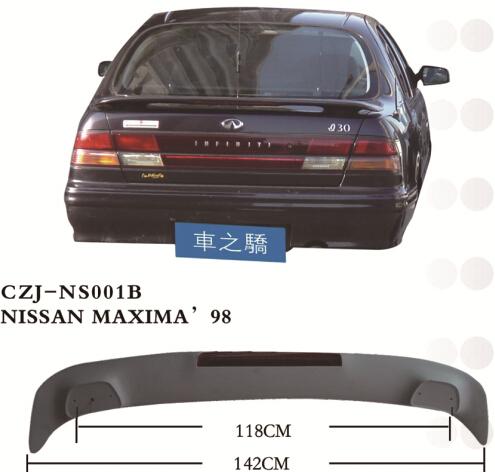 CZJ-NS001B NISSAN MAXIMA' 98