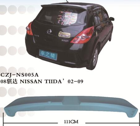 CZJ-NS005A NISSAN TIIDA' 02-09