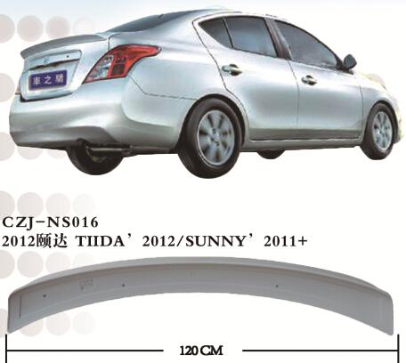 CZJ-NS016 NISSAN TIIDA'2012/SUNNY' 2011+