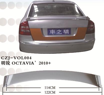 CZJ-VOL004 OCTAVIA' 2010+