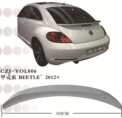 CZJ-VOL006 BEETLE' 2012+