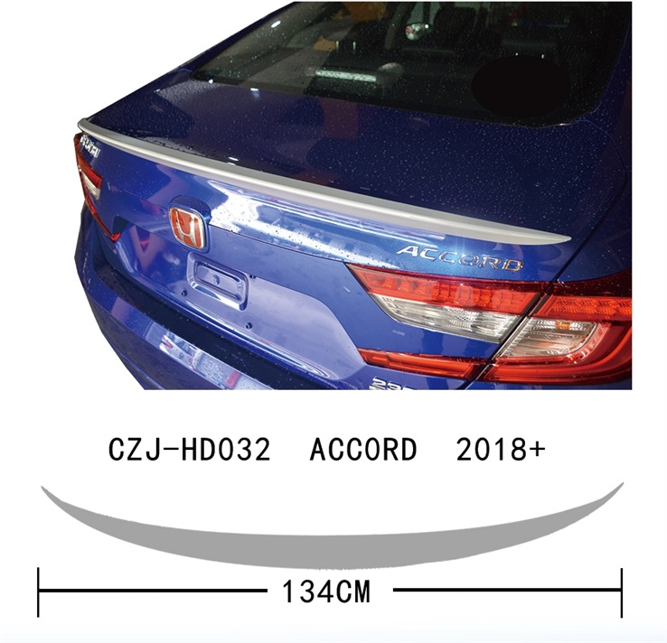 CZJ-HD032 FOR HONDA ACCORD 2018 SPOILER