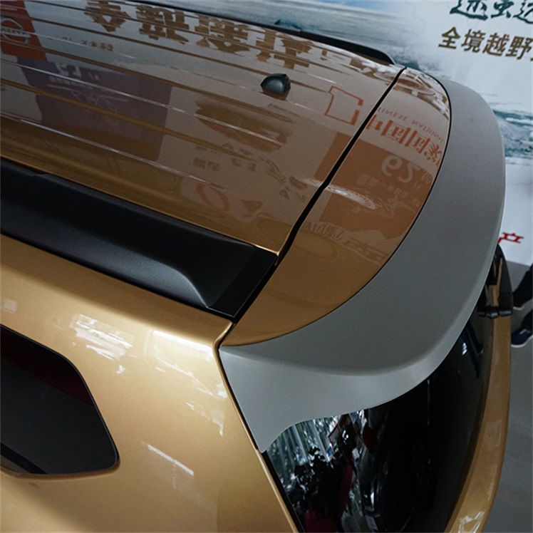 CZJ-NS028 FOR NISSAN TERRA 2018 SPOILER