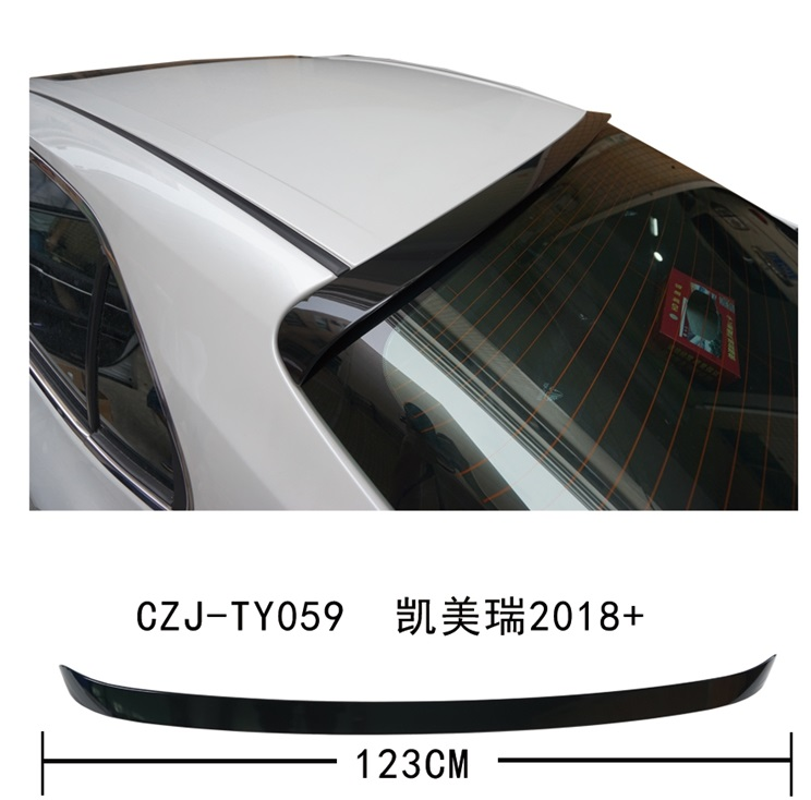 CZJ-TY059 FOR CAMRY 2018 ROOF SPOILER